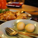 Lunch at Famosa Chicken Rice Ball Restaurant