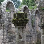 Fountains Abbey and Studley Royal NT 040717