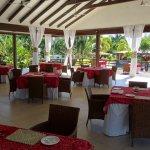 Restaurant Amoa Resort; Faga, Samoa