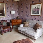 My Suite with sitting room. Pic Michael Webb