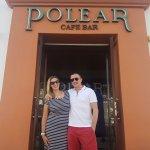Dinner at Polear Cafe Bar in Alcala del Valle
