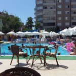 Club Big Blue Suite Hotel Foto