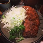 One of the best Tonkatsu in Tokyo!