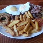 Mixed grill - very good!