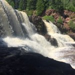 Gooseberry Falls State Park Foto