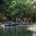 Sunset Kayaking Ao Tha lane