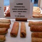 Brand new supplier , different varieties plus a breakfast menu