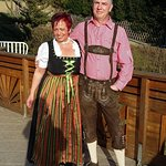 Delia & Maik, wir kümmern uns um unsere Gäste