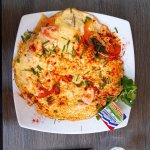 Hofjes omelette