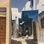 Sousse's old medina