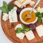 Палитра самых вкусных сыров!