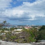 View from the top of Fort Fincastle
