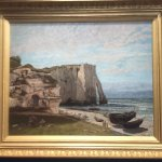 This painting also in Orsay right next to above.