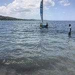 Going out on a Hobie Cat