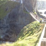 Foto de Carrick-A-Rede Rope Bridge