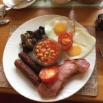 Fab full Fresh none greasy English breakfast