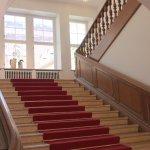 Treppenhaus Schloß