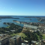 Sydney Harbour to the ocean