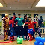 Super Heroes & Villains Weekend