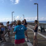 Guided pier walks at Gulf State Park Fishing Pier