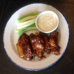 Habenero BBQ Wings