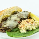 Philly Cheesesteak ... yum!