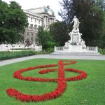Photo de Mozart Statue