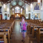 Hot girls go to church?