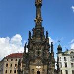 Holy Trinity Column Foto