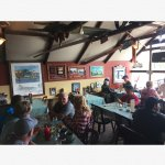 Klondike Rib and Salmon BBQ Foto
