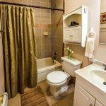 Bathroom in One Bedroom Suite