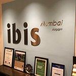 Foto de Ibis Mumbai Airport