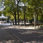 Vista del centro del Parque