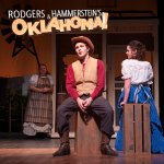 Oklahoma 2017 Produced by The Little Theatre of Manchester. Photo taken by Chris Huestis