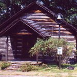 Old Log Courthouse