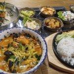 Шикарная корейская кухня!