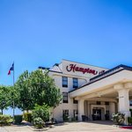 Welcome to the Hampton Inn Weatherford Texas