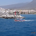 Photo de Los Cristianos Harbour