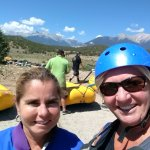 Colorado White Water Rafting...check for my bucket list!