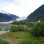 Foto di Mendenhall Glacier Visitor Center
