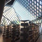 Photo de Seattle Public Library