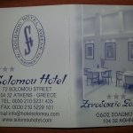 Photo of Hotel Solomou Athens