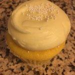 Pucker Up - lemon cupcake