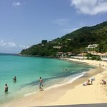 Grand Case Bay Beach