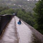 rafting via aquaduct