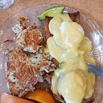 California Benedict was amazing!