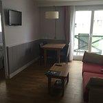 Appartement 2 pièces 4 pers. avec petit balcon