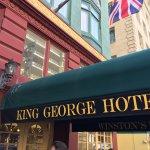 Photo de King George Hotel