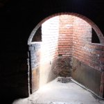 Hopewell Foundry - this is old furnace (located adjacent to French Creek State Park
