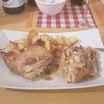 rabbit in porchetta - delicious